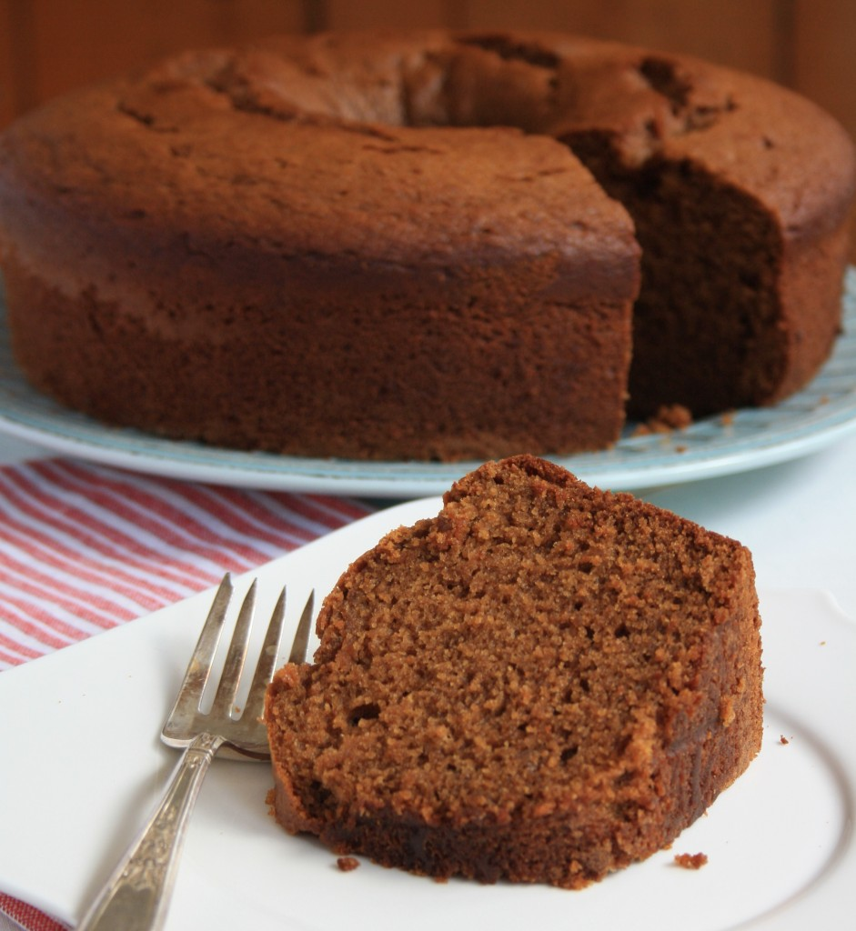 whole wheat applesauce cake recipe is healthy and delicious