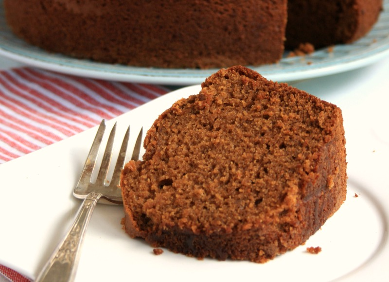 whole wheat applesauce cake