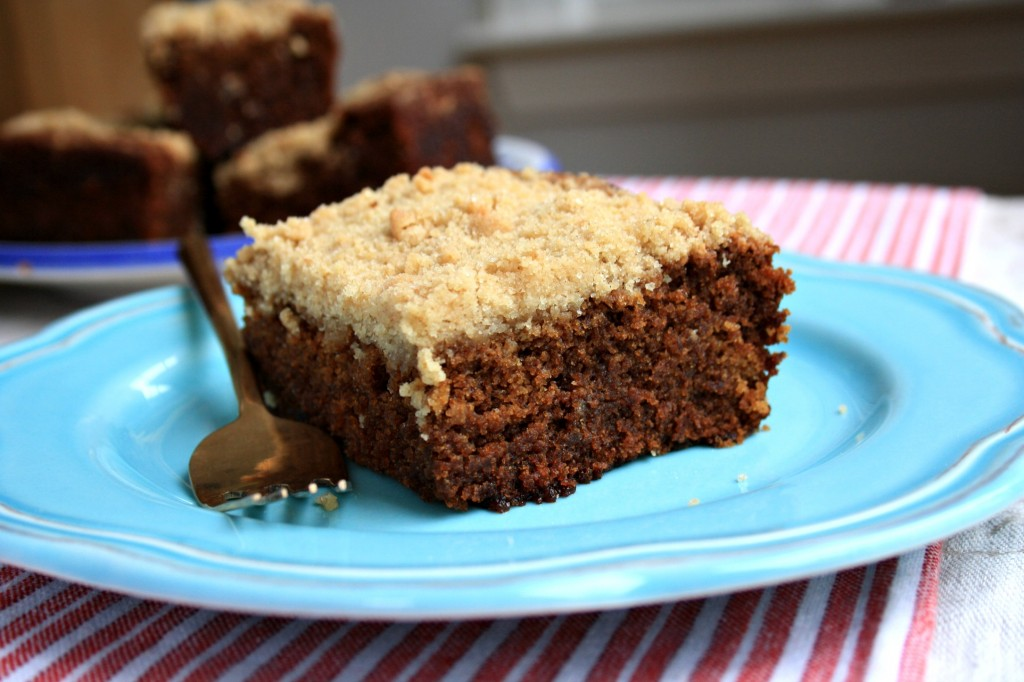 Molasses crumb cake recipe