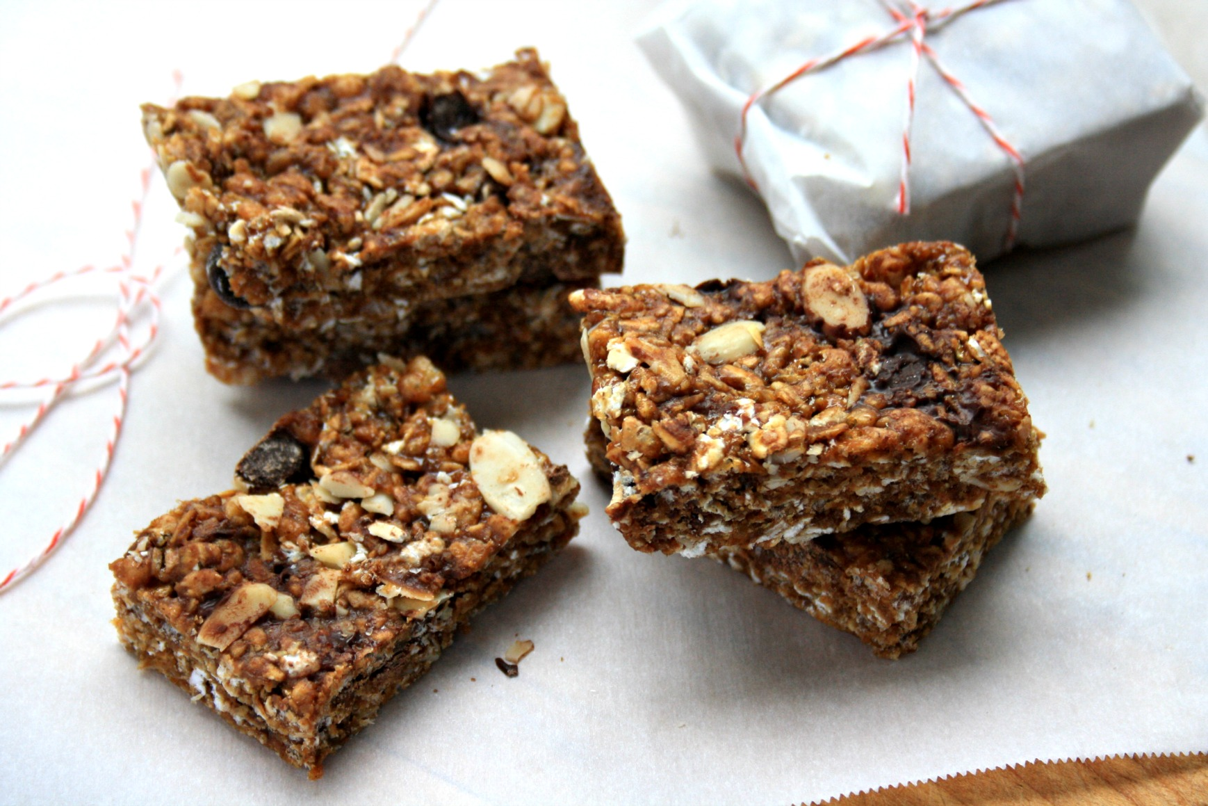 Crunchy Granola Bars Recipes — Dishmaps