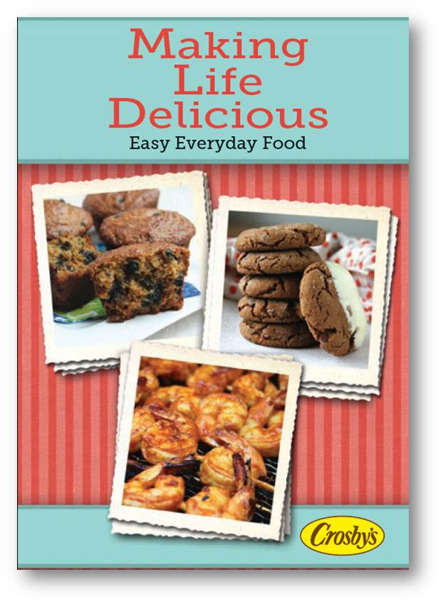Free e-book - 46 recipes for easy, everyday food