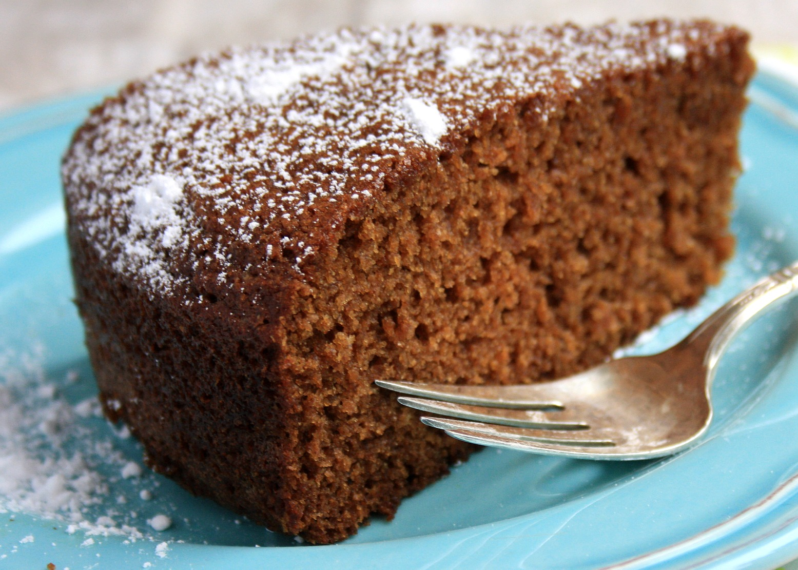 How To Make Spice Cake With Molasses