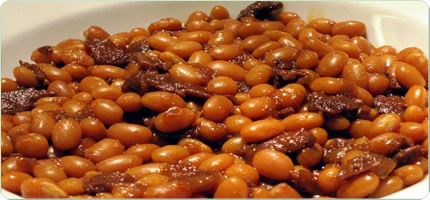 Baked Beans in Pressure Cooker