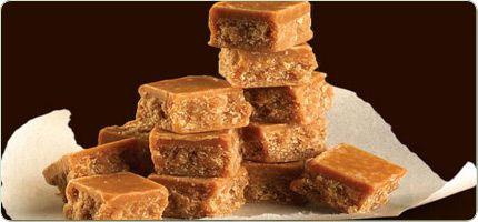 Buttery Molasses Fudge