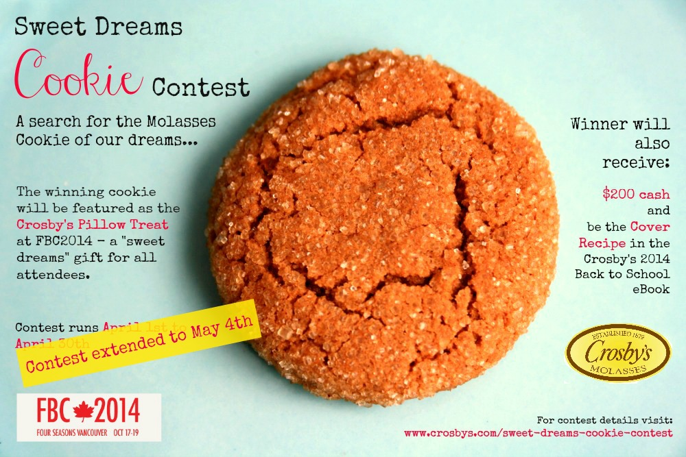 Sweet dreams cookie contest grandma molasses sweet dreams cookie contest extended fandeluxe Epub