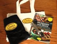Grandma Molasses baking prize pack