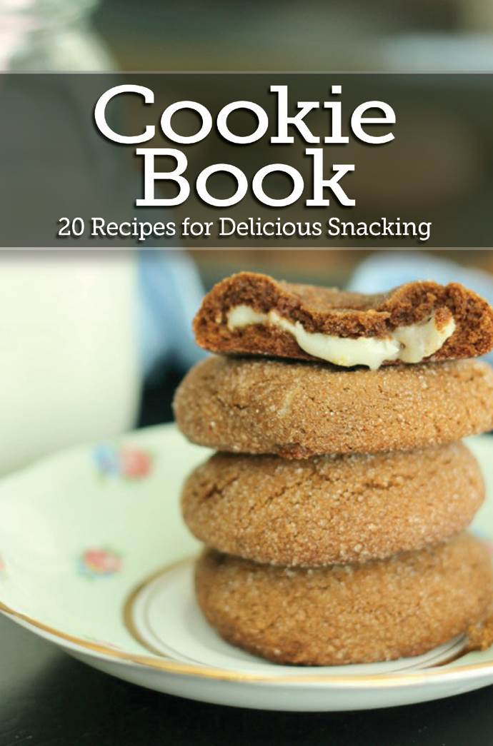Grandma Molasses Cookie eBook