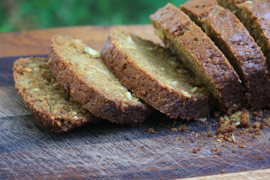 pain aux courgettes