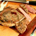 Bifteck de surlonge à la bière et au chipotle