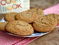 Biscuits craquants-moelleux à la mélasse