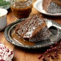 Gâteau Bundt pain d'épices au chocolat