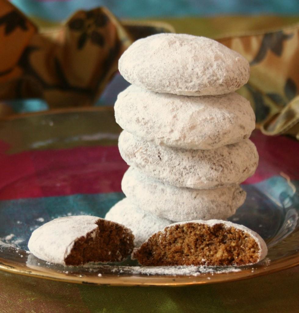 Biscuits épicés façon allemande (Pfeffernusse)