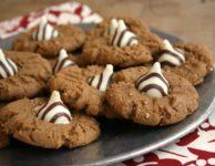 Biscuits à la mélasse et au beurre d'arachide