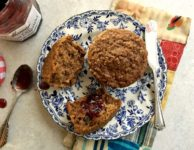 Muffins au son et aux graines de chia