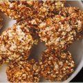 Boules de maïs soufflé à la mélasse