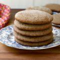 Biscuits géant à la mélasse