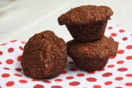 Muffins au son faibles en calories