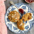muffins avoine beurre d'arachide