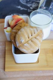 biscuits feuille d'automne 2
