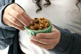 Granola beurre d'arachide