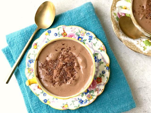 Pudding-santé-au-chocolat-et-yogourt-grec