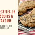 recettes biscuits avoine