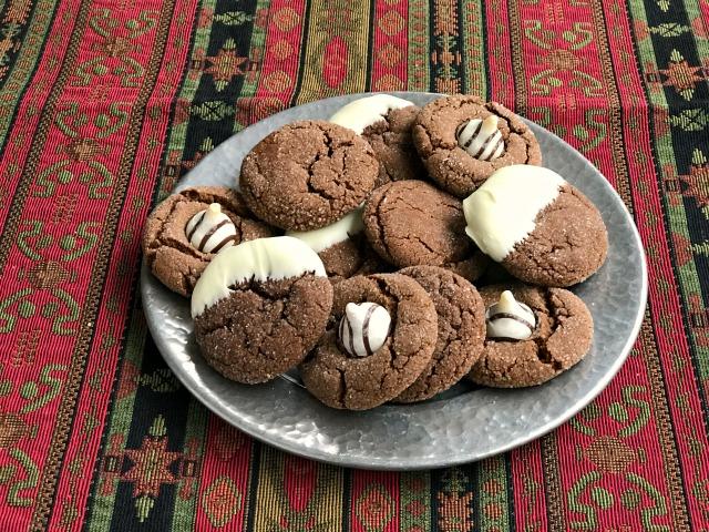 biscuit chocolat pain d'epices