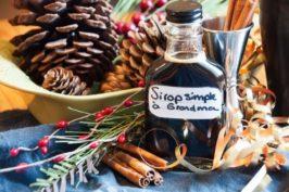 sirop simple melasse