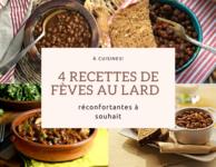 recette fèves au lard
