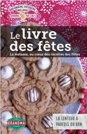 livre de cuisine fetes