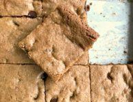 barres de biscuits chocolat