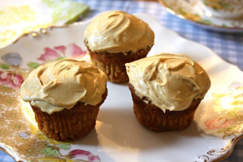 Muffins gateau carottes