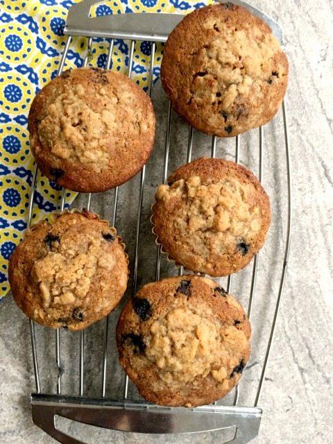 Muffins multigrains