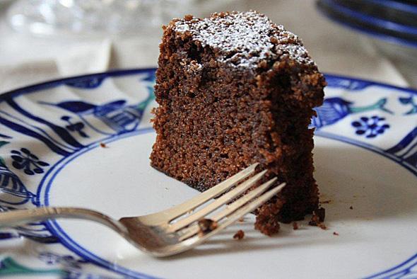 gateau epice chocolat