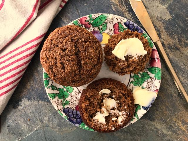 muffin au son