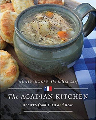 livre the acadian kitchen