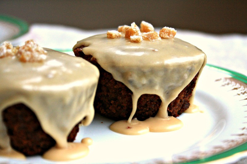 cupcakes avec glaçage