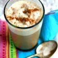 the chai glacé avec cannelle