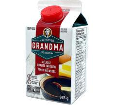 mélasse grandma